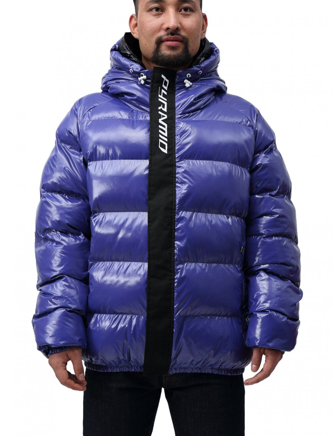 7012dc01 Chris Brown - Undecided Chris Brown's Puffer Jacket - Black Pyramid Clothing
