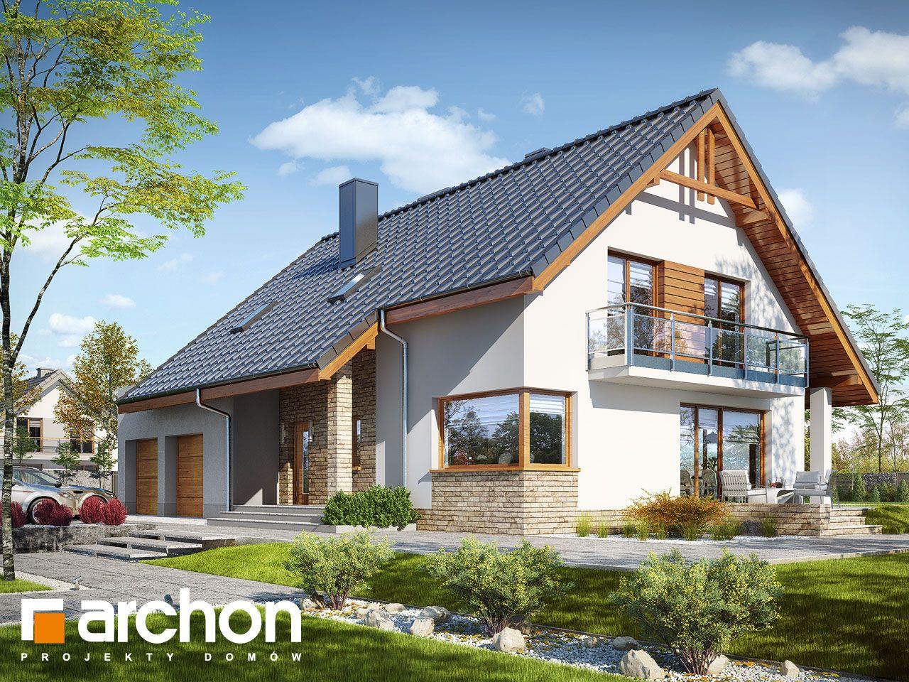 Projekt Domu Jednorodzinnego Dom W Idaredach 8 G2p At Home