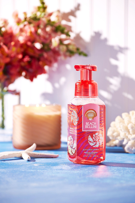 Mahogany Teakwood Gentle Foaming Hand Soap Soap Sanitizer Bath