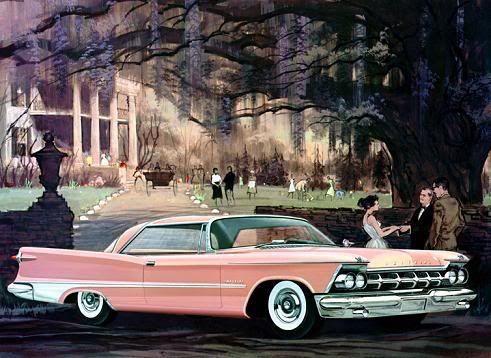 1959 Chrysler Imperial Crown Southampton Chrysler Imperial Car