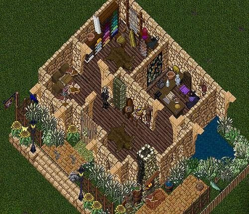 Ultima Online Houses