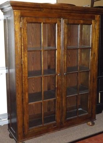 Library Cabinet | Broyhill Attic Heirlooms Library Cabinet