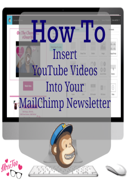 CAN YOU LINK MAILCHIMP TO FACEBOOK GIVEAWAY