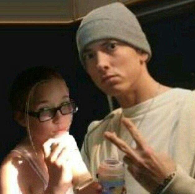 Eminem Whitney Mathers