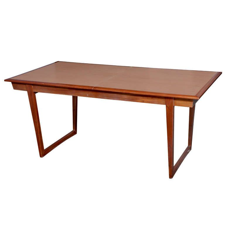 Cerused Inlay Dining Table | From a unique collection of antique and modern dining room tables at https://www.1stdibs.com/furniture/tables/dining-room-tables/