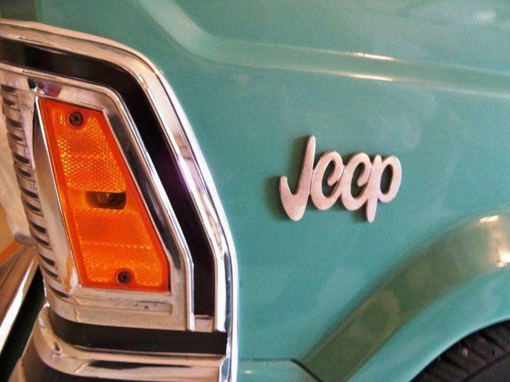 1970 Jeep Wagoneer In Seafoam Green Metallic Jeep Wagoneer Vintage Jeep Vintage Camper