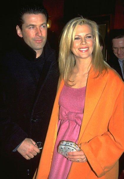 Alec Baldwin and Kim Basinger (1993-2002)