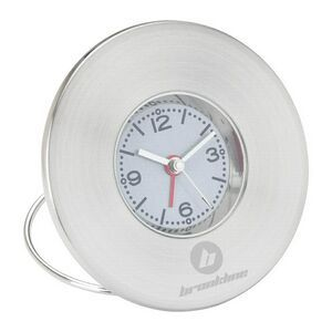 Folding Travel Desk Clock with Alarm