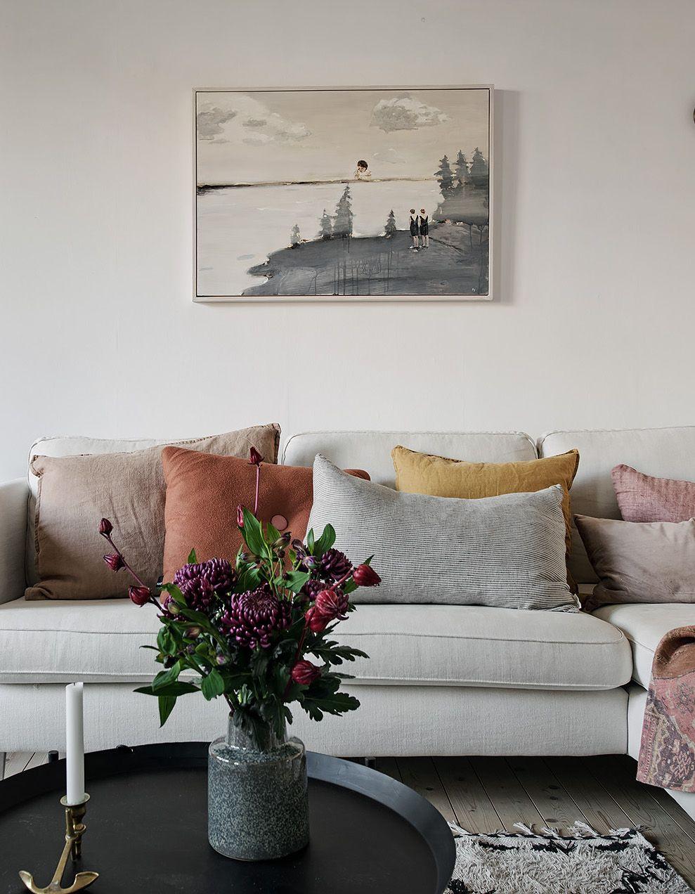 Stylish home with warm details via