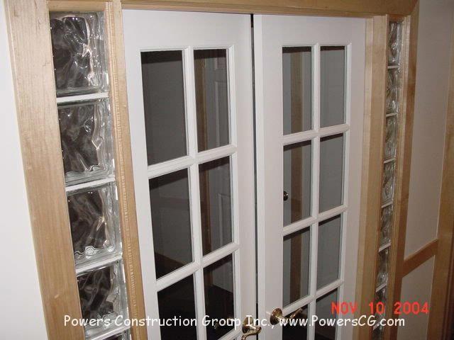 Block glass doorway glass block sidelights doors sidelights block glass doorway glass block sidelights planetlyrics Gallery