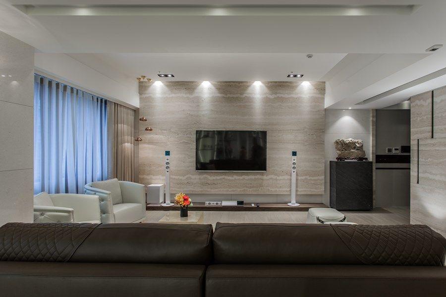 CASA Silk by Condi Design Co 02 Living room, ideas, apartment