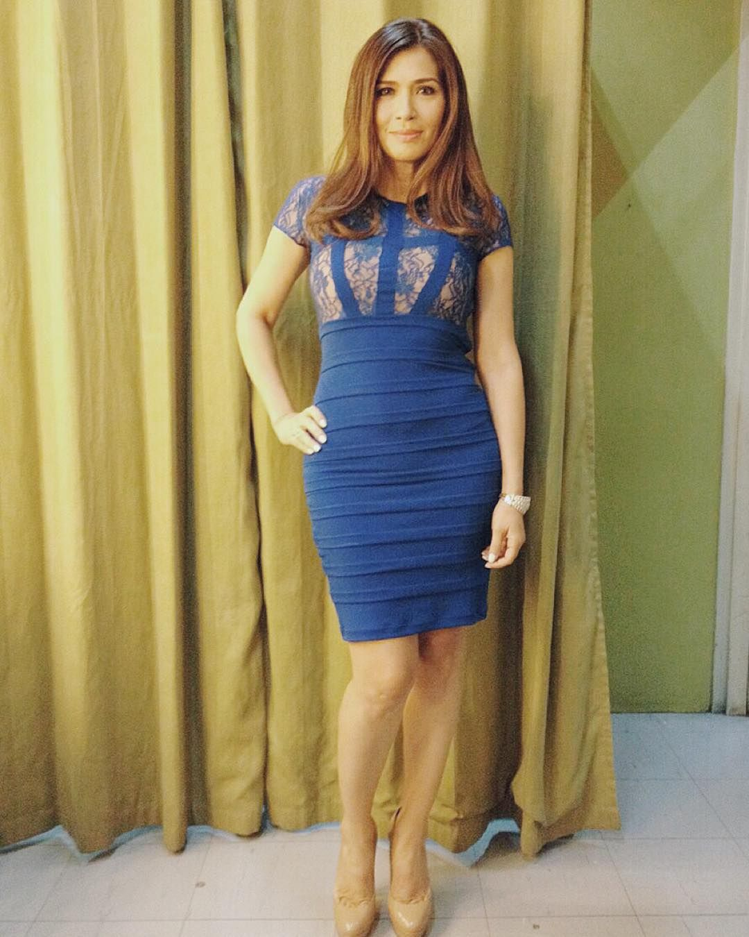 45e2437ad944 The one and only Divine Diva Ms. Zsa Zsa Padilla wearing a KARIMADON ...