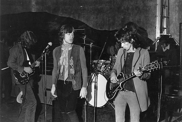 The Rolling Stones - Saville Theatre; 14 December 1969 (William Lovelace)