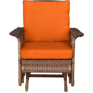 improvements relaxed deep seat cushion set 20 1 2 x22 1 2 x5 back rh pinterest com