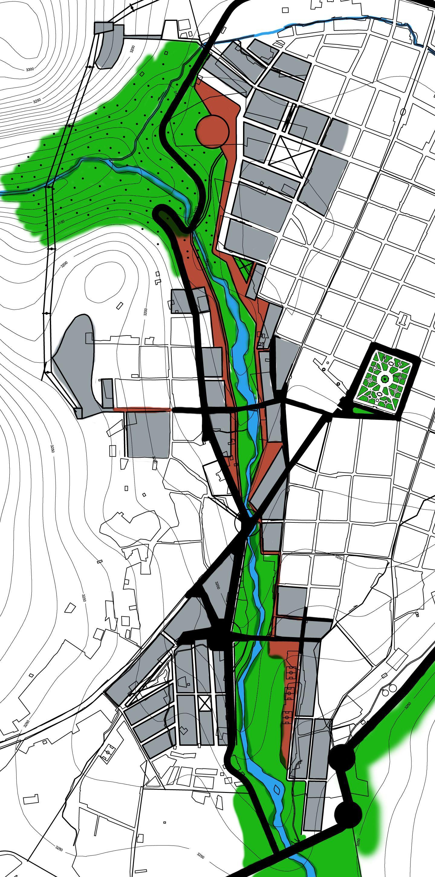 Reordenamiento Urbano y propuesta de intervención paisajista en Río ...