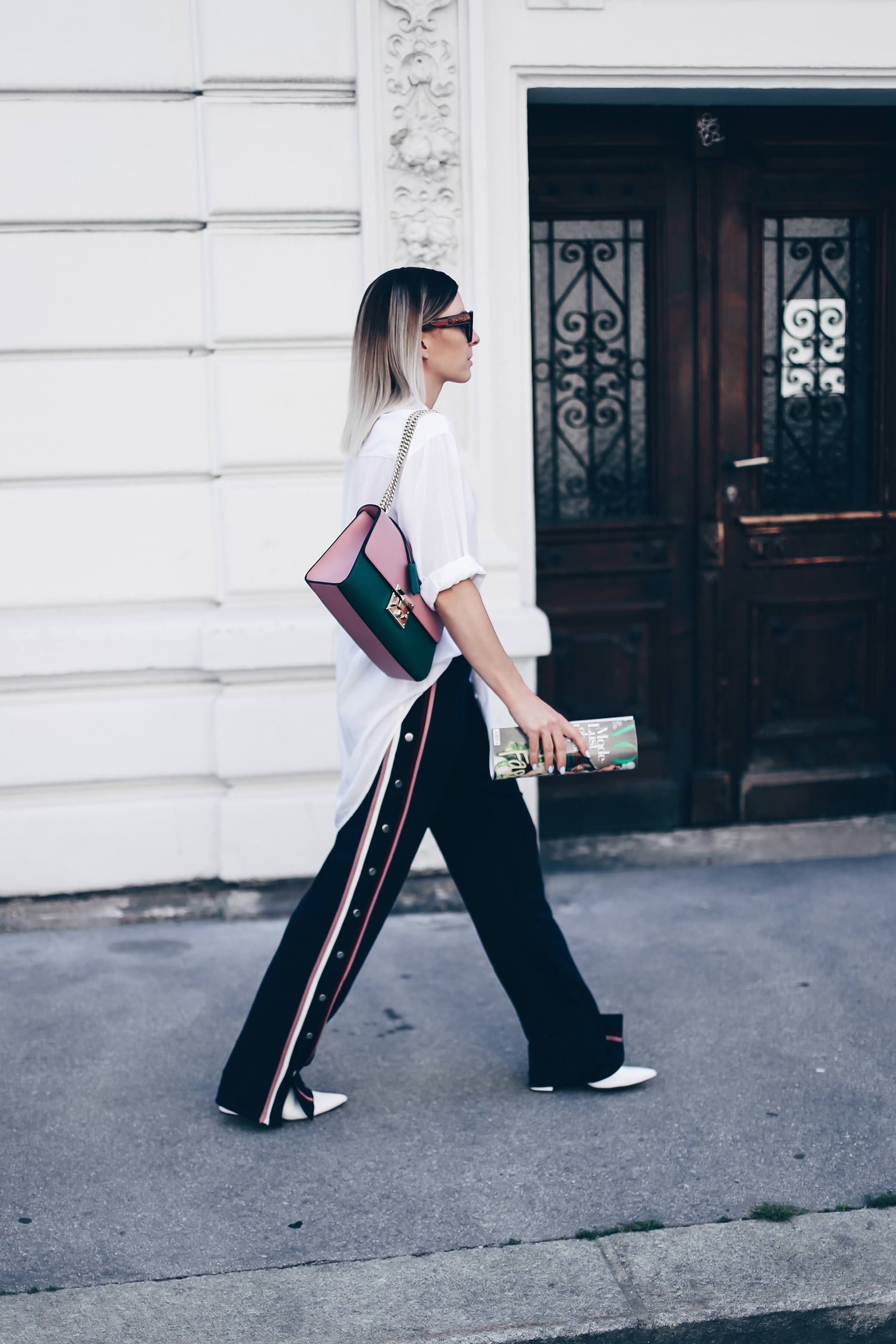 How to wear Track Pants? Outfit Idee + Styling Tipps   mode