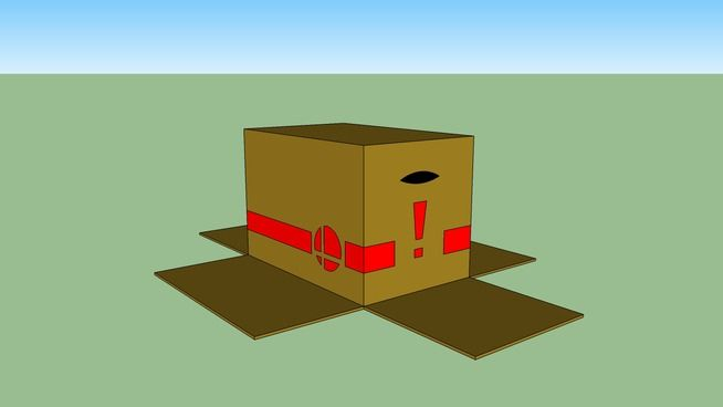 Snake's Box (SSBB) - 3D Warehouse