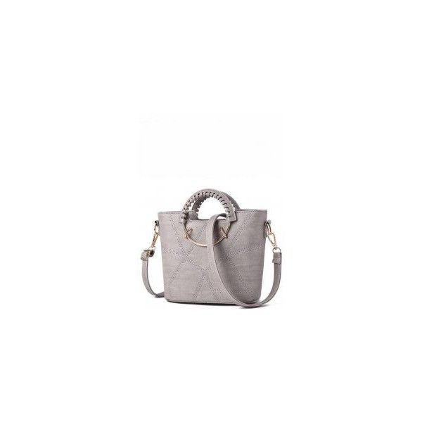 Hollow Out Fashion Women Bags Liked On Polyvore Featuring Handbags White Bag