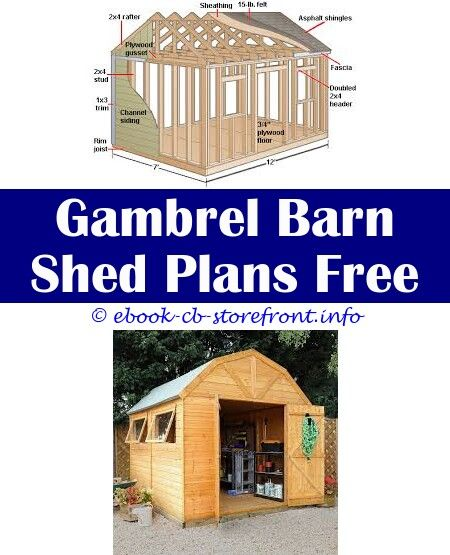 10 Eye-Opening Unique Ideas: Build Your Own Garden Shed ...