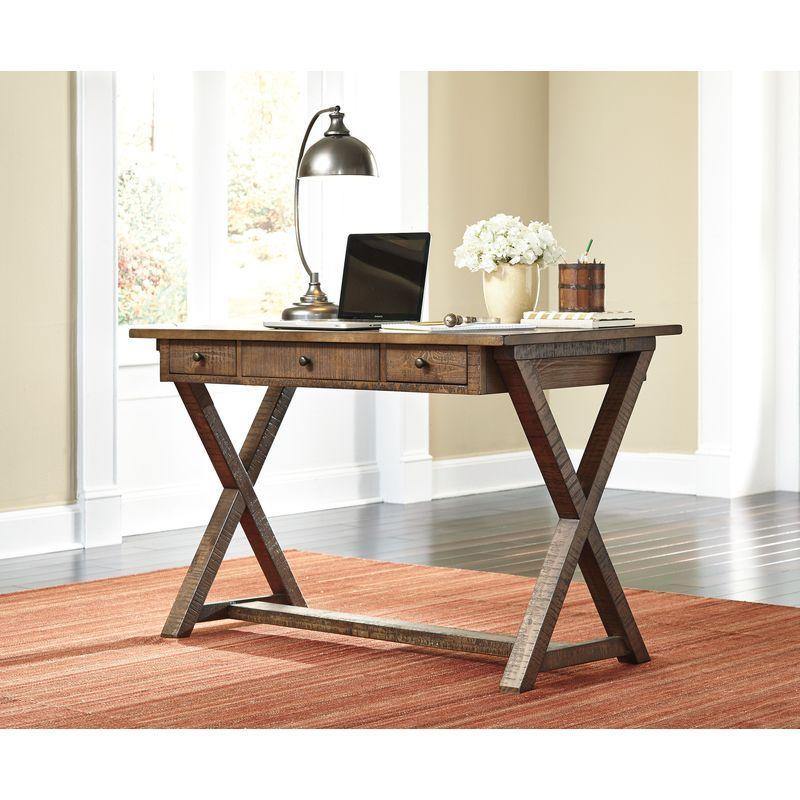 Minbreeze Home Office Large Leg Desk is part of Large Living Room Desk -
