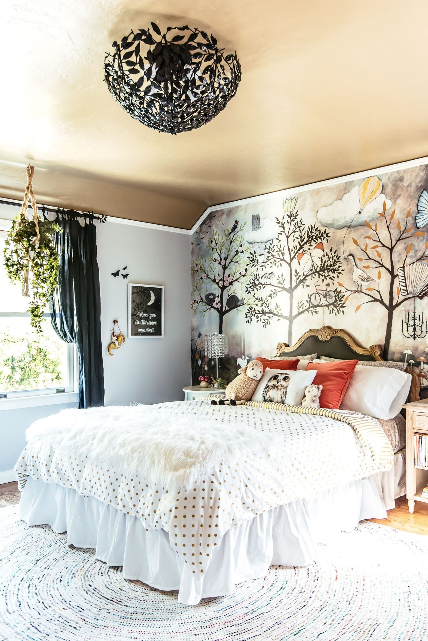 for a young girl s 8th birthday her parents promised her a room rh pinterest com