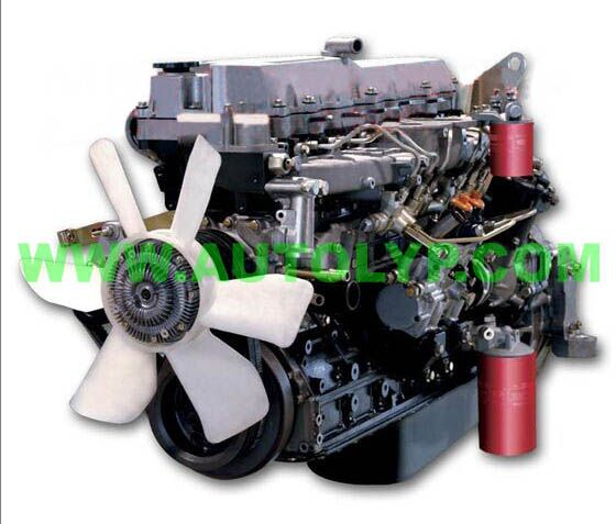 ENGINE REPLACEMENT FOR ISUZU 4HE1 | Engines | Engineering, Electronics