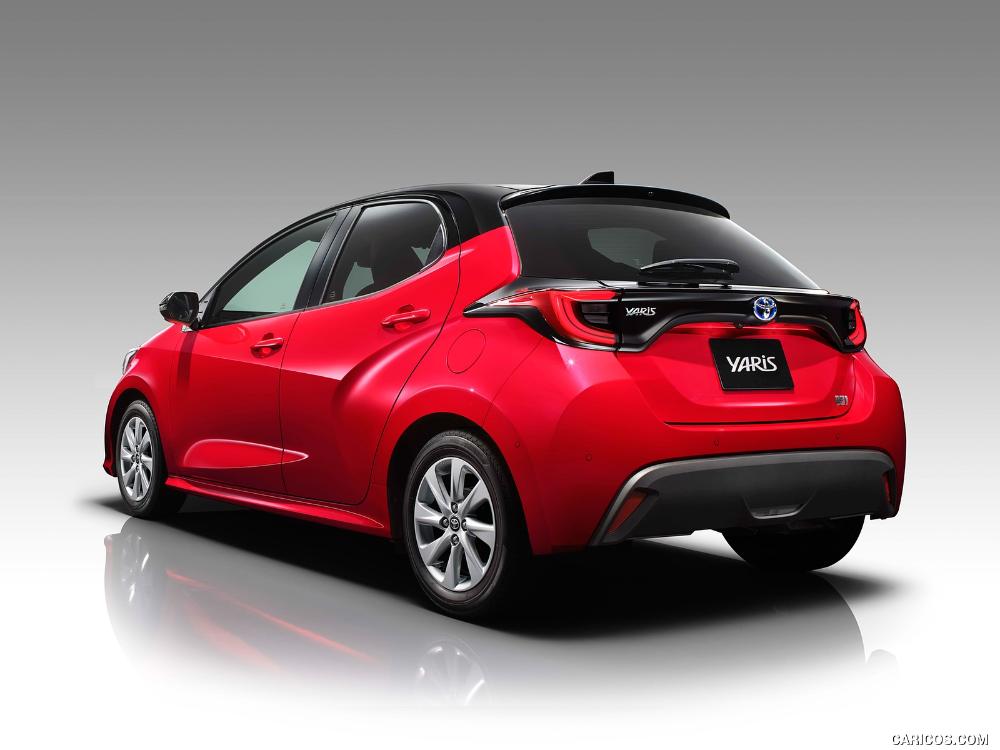 2020 Toyota Yaris Yaris Chevrolet Wheels Toyota