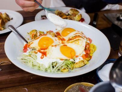 Halal guys inspired chicken and rice with fried egg updated foods forumfinder Gallery