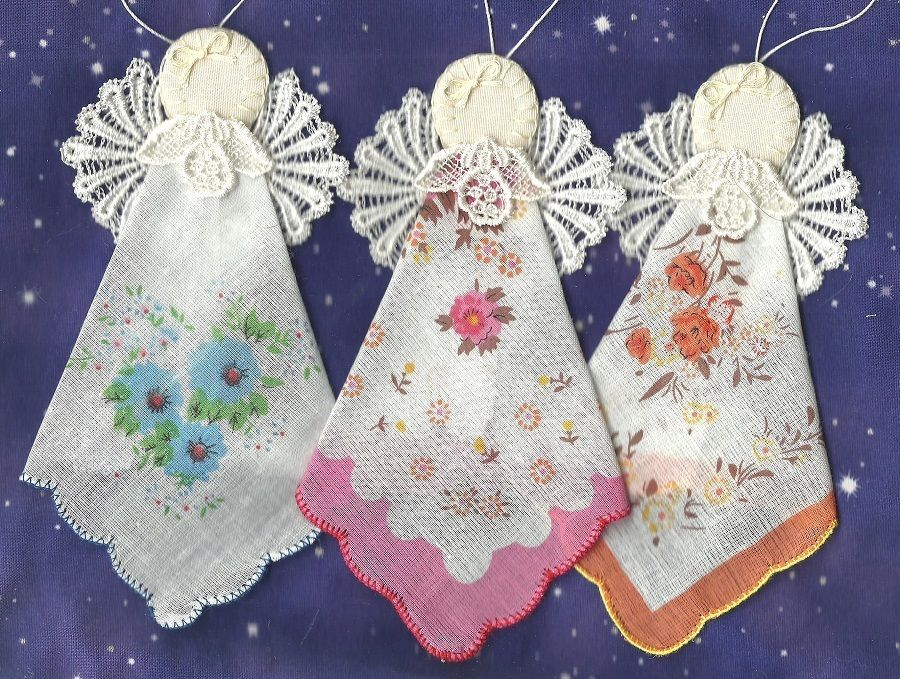 Vintage Christmas Ornament Crafts