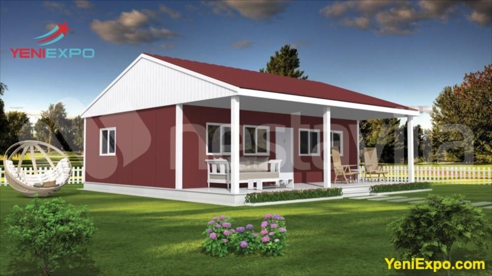 Nvilla Prefab Houses Modular Homes For Sale Aly 80 M2 2020