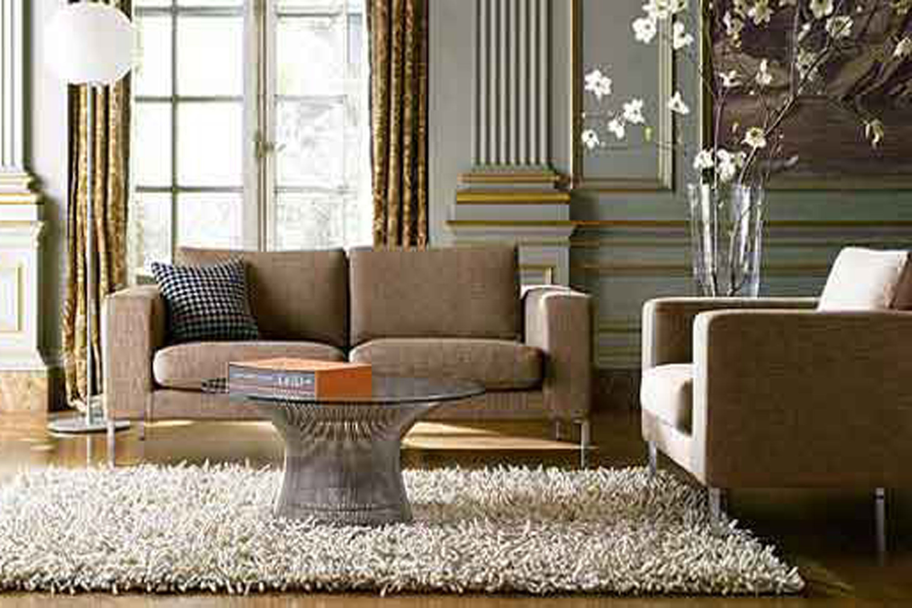 modern chairs for living room%0A Living Room Ideas With Light Brown Sofas