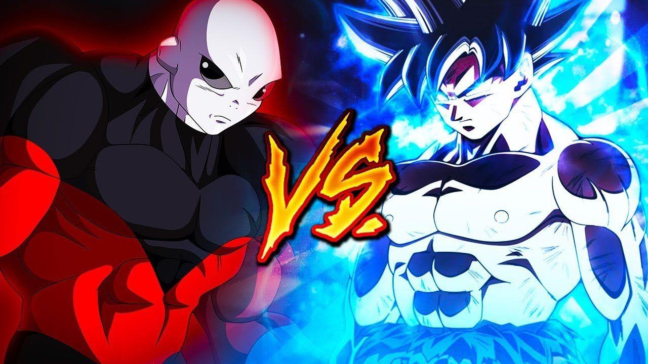 Goku Limit Breaker Vs Jiren 2 Dragon Ball Super Ykato Bth Ft Maicolrc Youtube Dragon Ball Super Heroe Heroe
