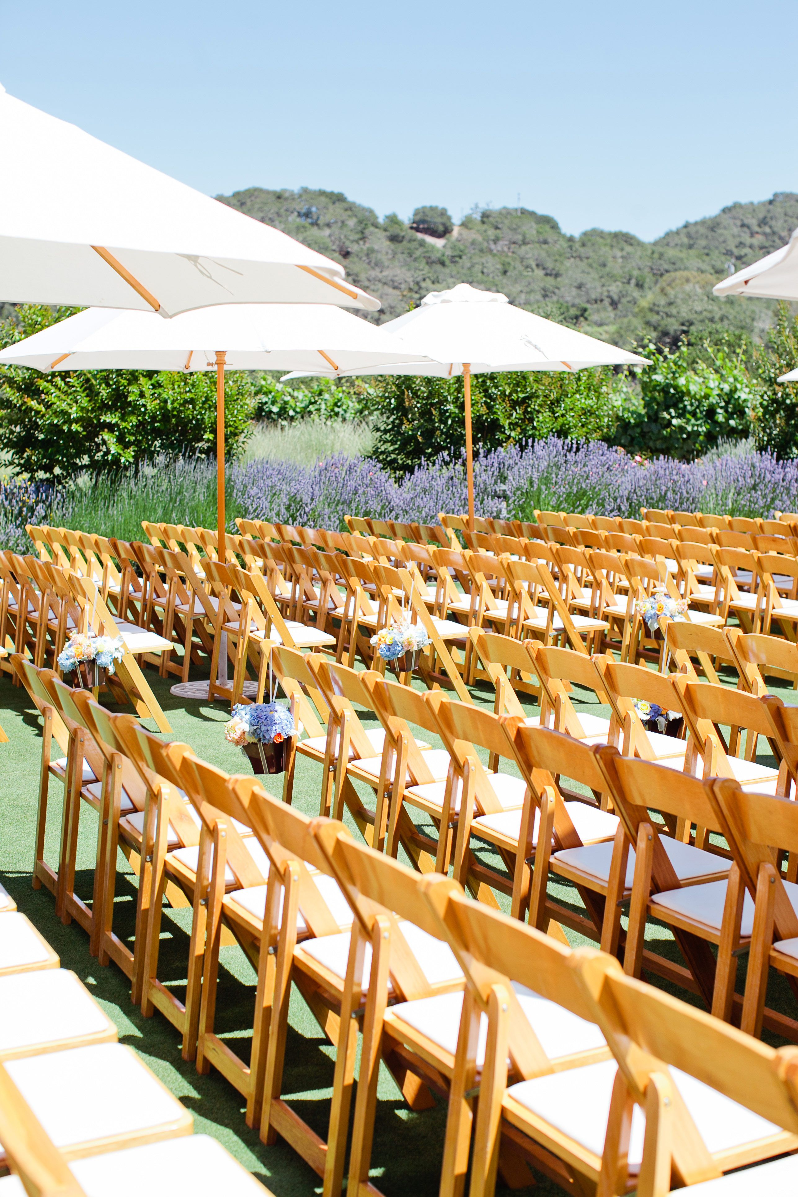 beautiful wedding places in northern california%0A Colorful Outdoor Wedding at Northern California Ranch  u     Winery