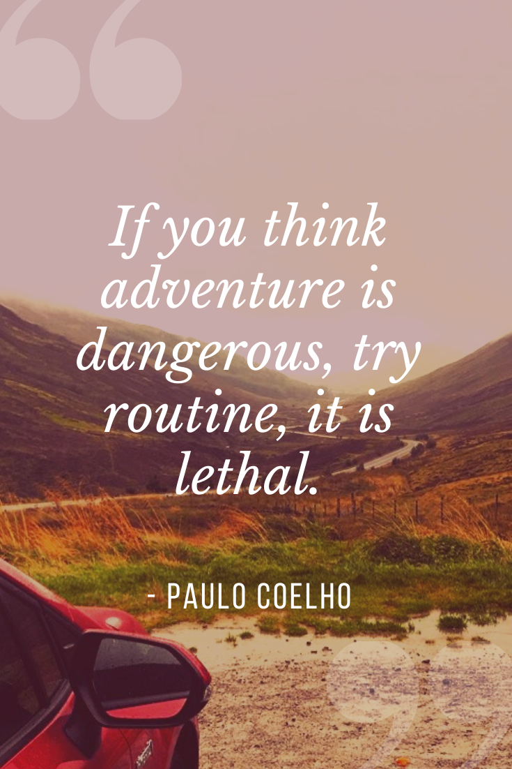 Wanderlust Travel Quote to Inspire You
