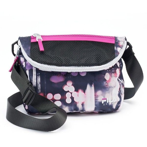 fd2a97a1b8 FILA Sport® Abstract Lights Crossbody Bag, Women's, City Lights ($25 ...
