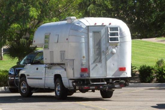 vintage truck camper gallery vintage campers truck camper rh pinterest com