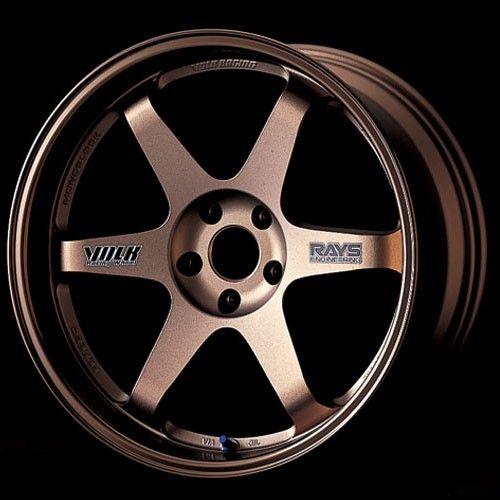 volk racing wheels te37 bronze wheels volk racing wheels wheels on