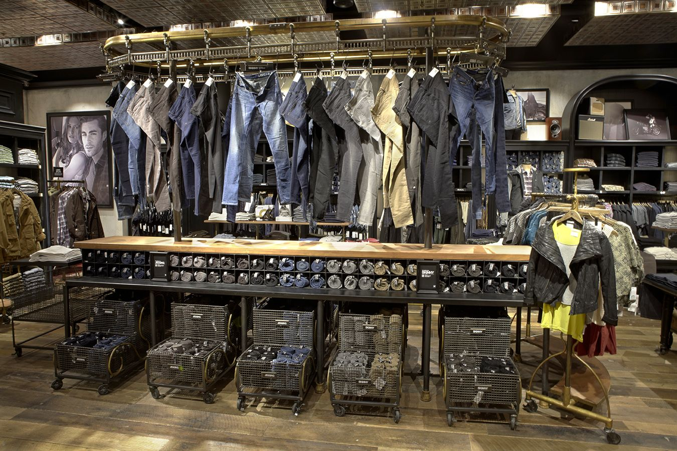 Rustic clothing department store - Google Search | Bed Room Decor | Pinterest | Rustic clothing ...