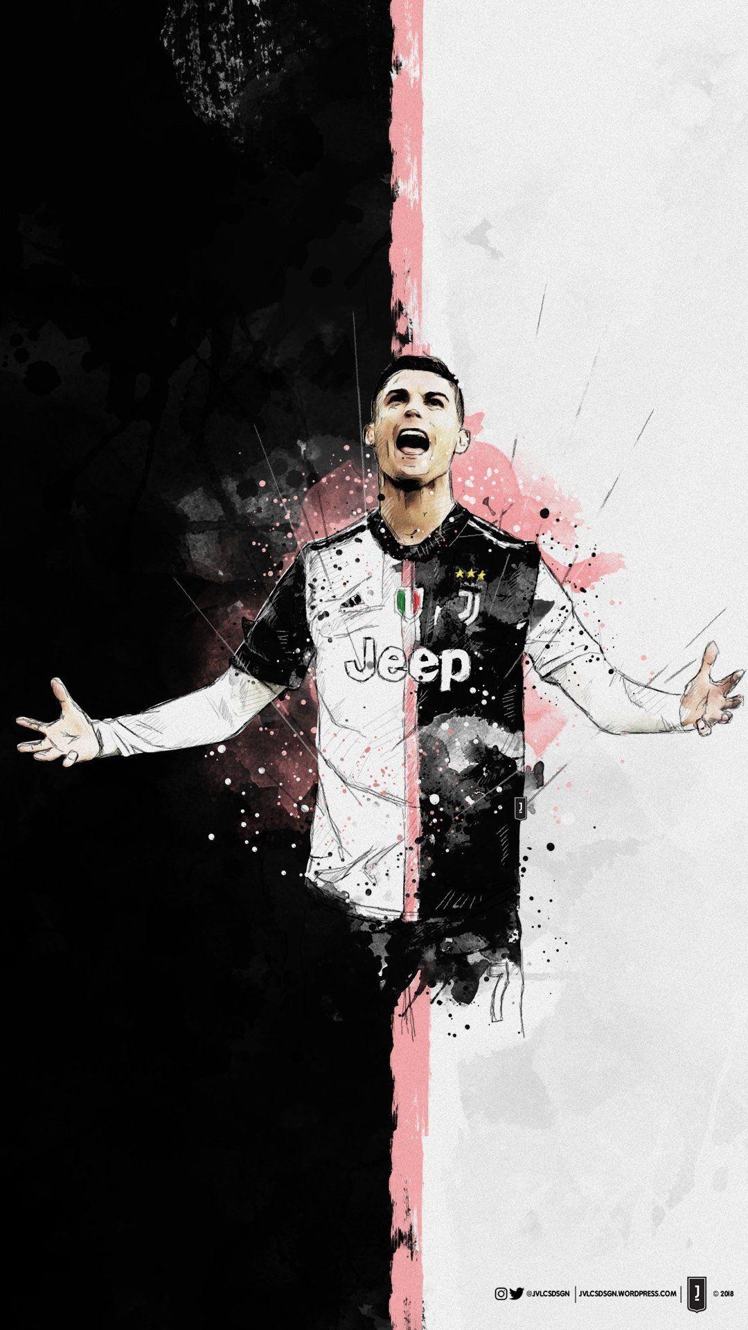 Gambar Ronaldo Wallpaper