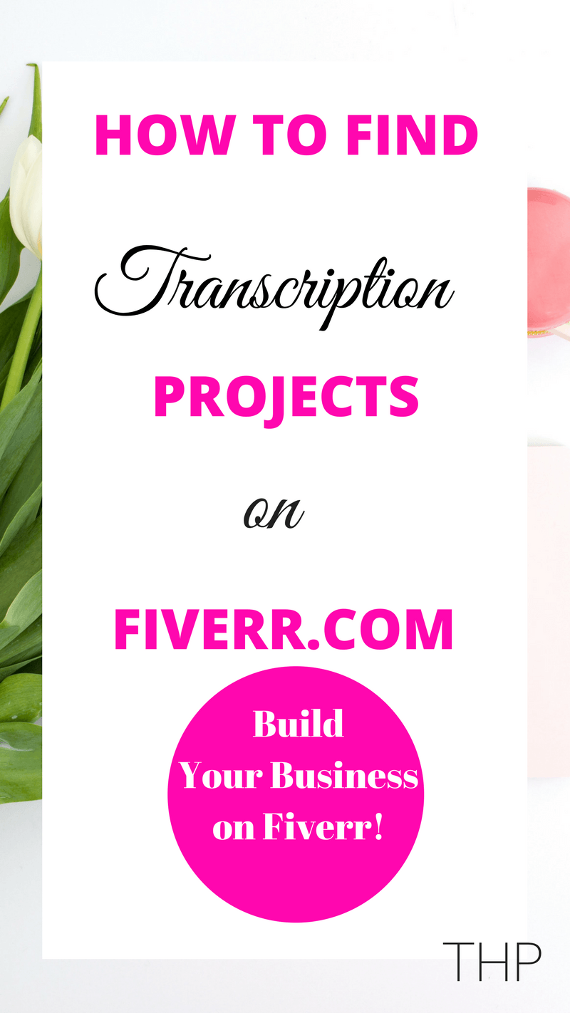 How to Find Transcription Projects on