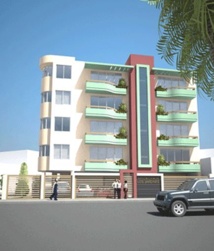 Imagenes de fachadas de departamentos modernos hoteles for Fachadas apartamentos modernos
