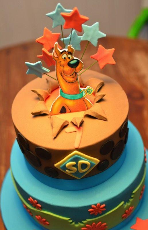 Resultat De Recherche D Images Pour Gateau Scooby Doo With