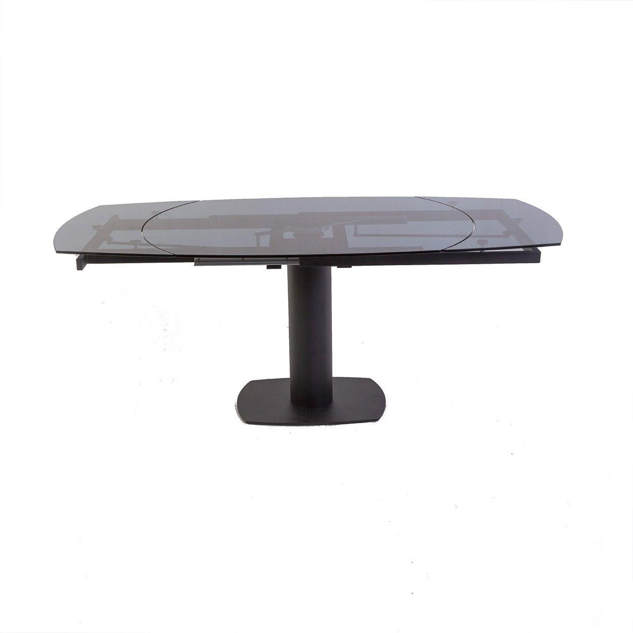 modern umbreyta expandable dining table  expandable