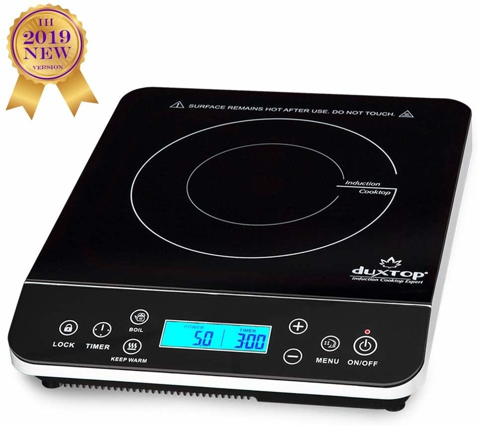 The Best Portable Induction Cooktops For Fast Efficient Cooking Induction Cooktop Induction Cookware Cooktop