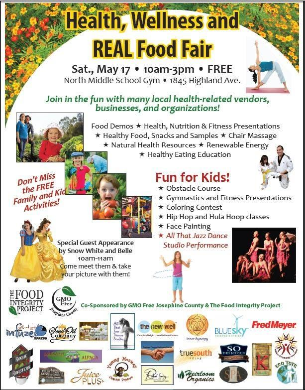 Healthy Food Fair Grants Pass