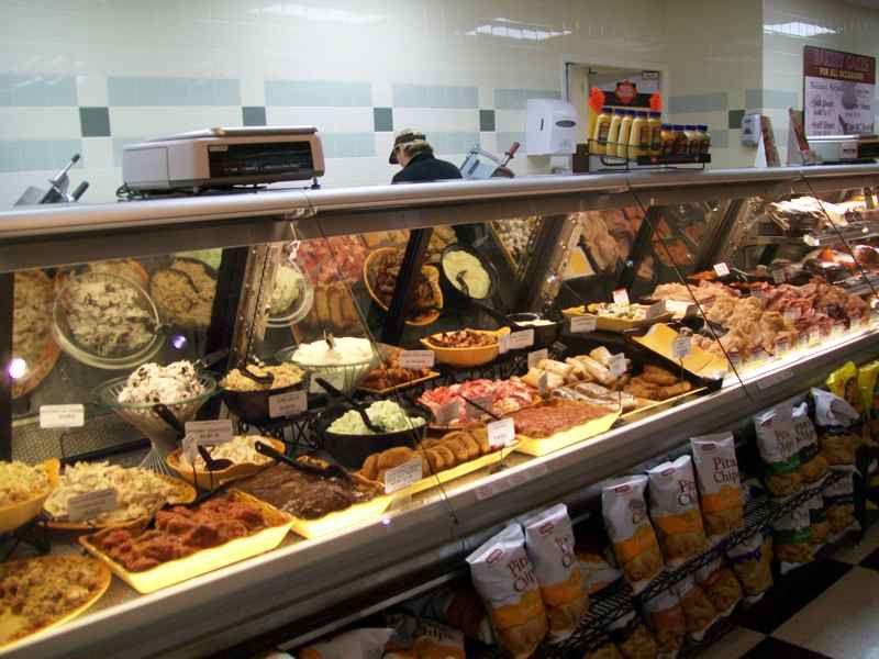 Deli Shop Displays Deli Counter Display Deli