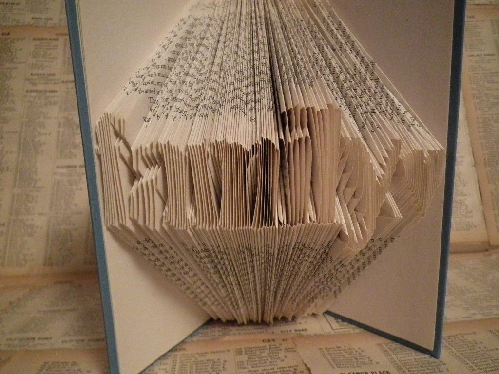 Free Book Folding Patterns Awesome Design
