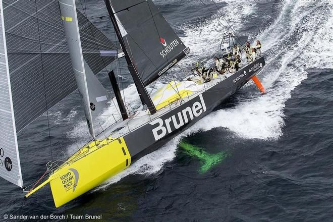 Sail World Com Rorc North Sea Race Team Brunel To Debut