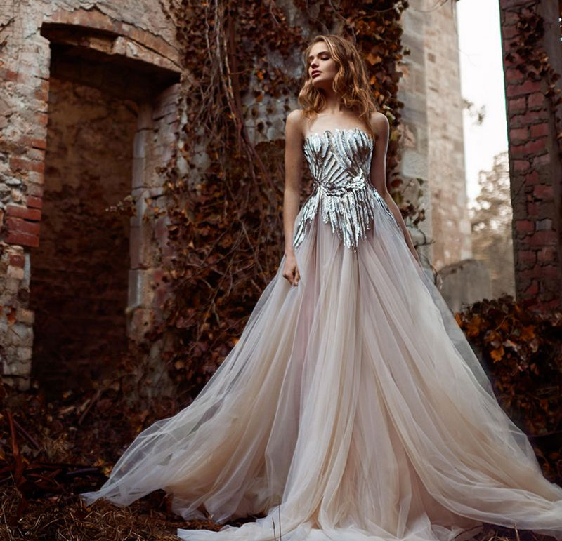 Vestidos Paolo Sebastian - Naked dress fantasy dreammy | vestido ...