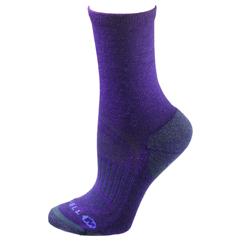 Merrell Women's Scamper Real Solid Socks ** Don't Get Left